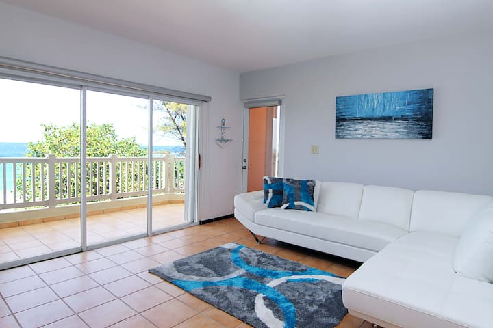 #7 Luxurious Beachfront Apartment at Isabela PR