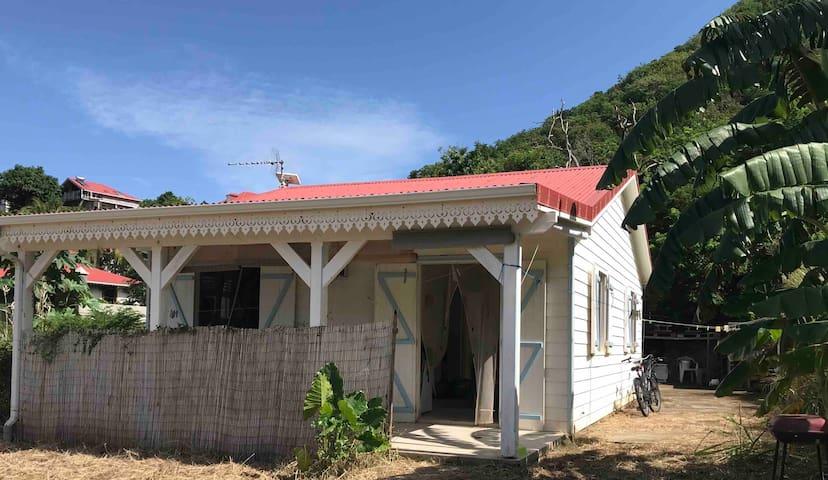 Location Maison Créole 2 p 😃 Saintes Terre de Haut