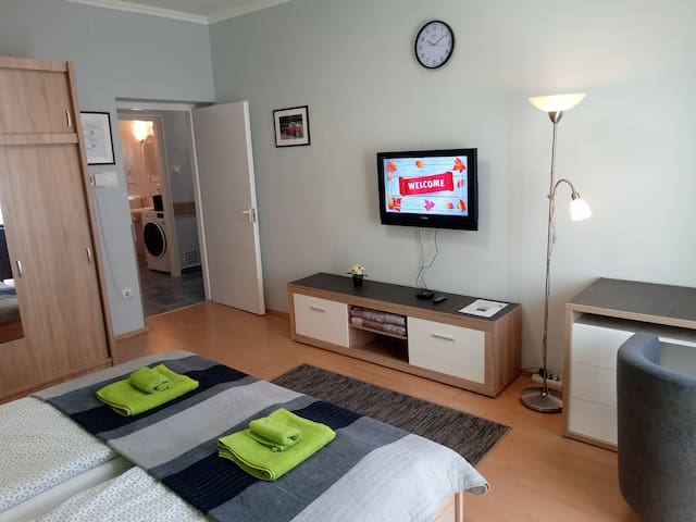 Smart Apartment Miskolc Air conditioned