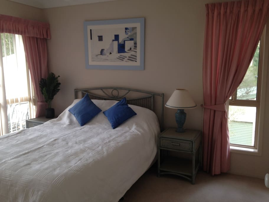 Master Bedroom with sea glimpses