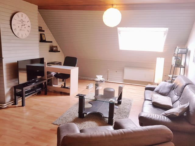 Cosy apartment in center of Lille