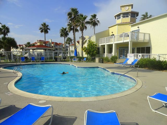 Beutiful condo by the Beach with the view - Corpus Christi - Flat