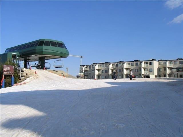 Ski Snowshoe Mountain