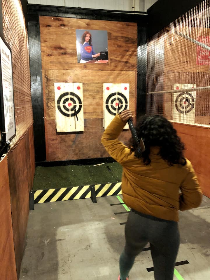 First throws