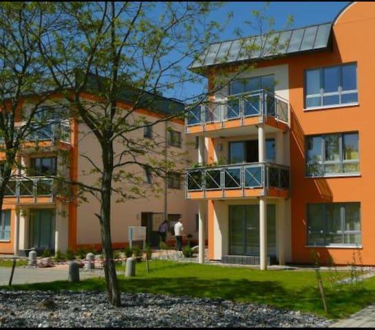 strandnahe Stranddüne 18 auf der Insel Usedom - Karlshagen - Apartament