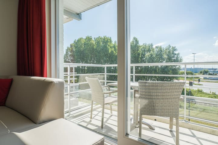 Holiday apartment close to harbour (5p)