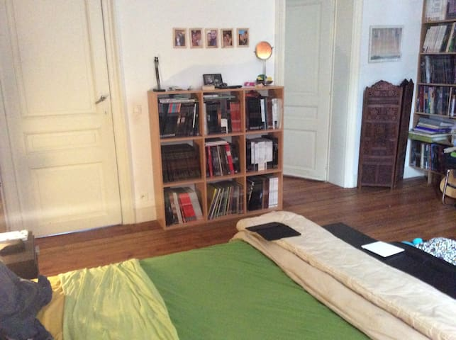 Grande maison 5 chambres + jardin - Ixelles - Casa