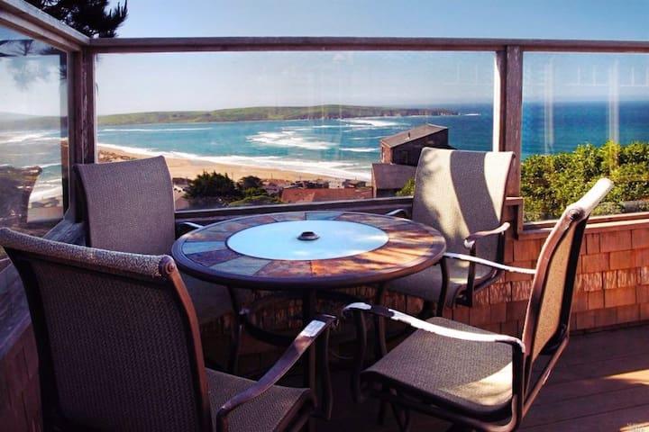 Wabi Tei Beach House - Dillon Beach - Holiday home