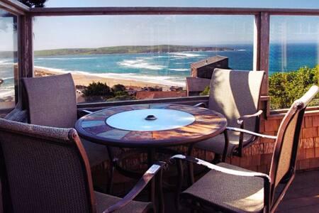Wabi Tei Beach House - 狄龍海灘(Dillon Beach) - 度假屋