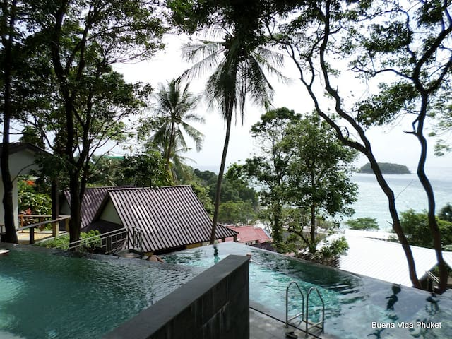 1 bed standard bungalow Kata - Tambon Karon - Daire