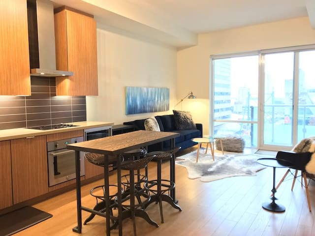 High End Condo with CN Tower & Water Views
