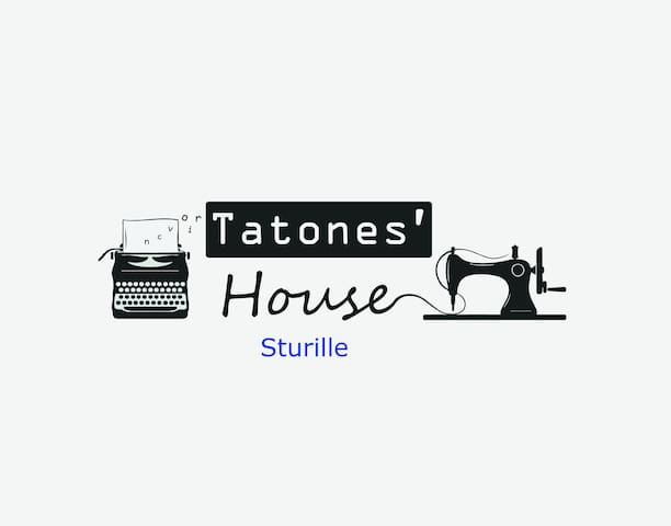 Tatones' House - Sturille bedroom