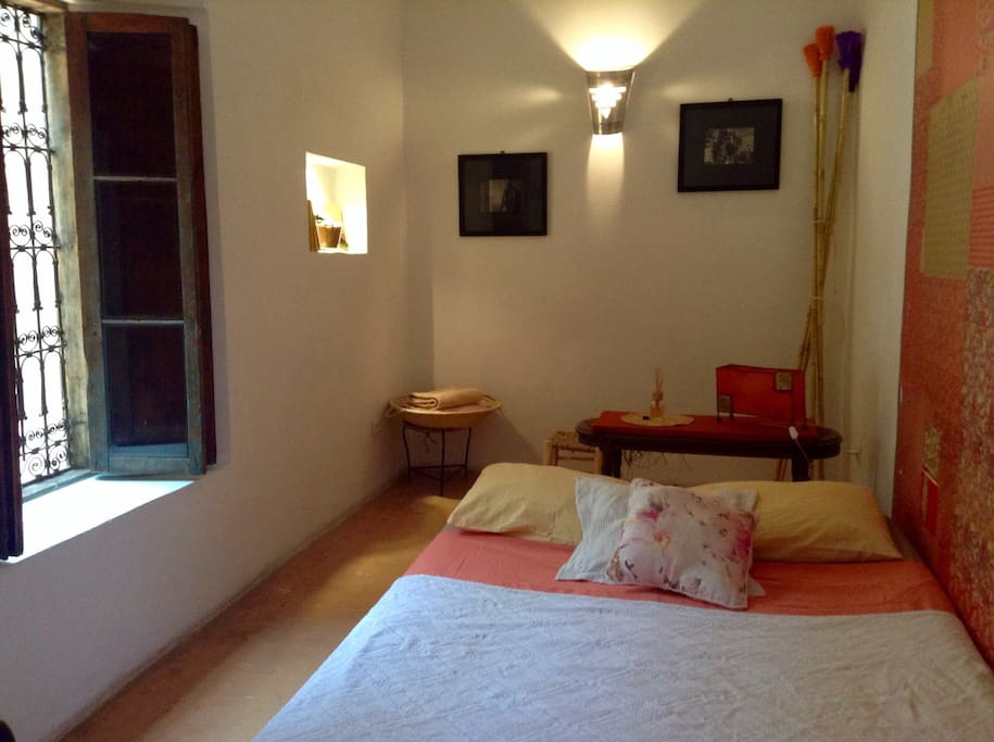 Private room in marrakech maisons louer marrakech for Airbnb marrakech