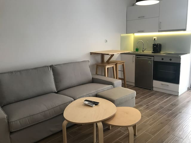 New Modern Apartment Historic Centre + WIFI