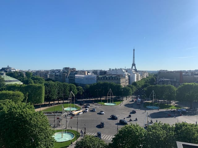 Suite Champs Elysées Terrace With Amazing view