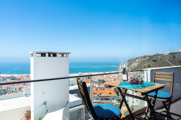 NEW! Open Suite Sur Mer - Nazaré Sea View
