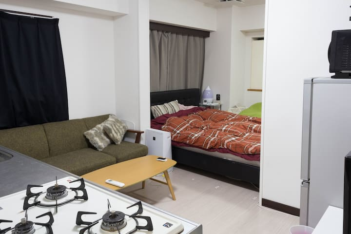 8people can stay,near Asakusa and Sky tree