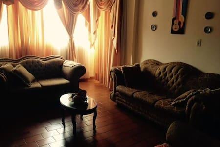 Tranquilidad y Confort en Apartamento Apamates - Társasház