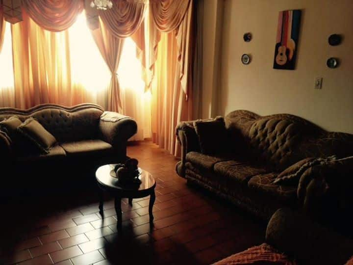 Tranquilidad y Confort en Apartamento Apamates