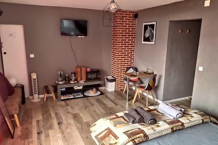 Le P'tit Rimbaud – Chambre Hyper Centre