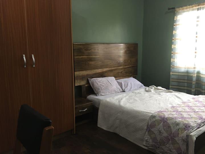 Accra Believer's Place- One room Condominium