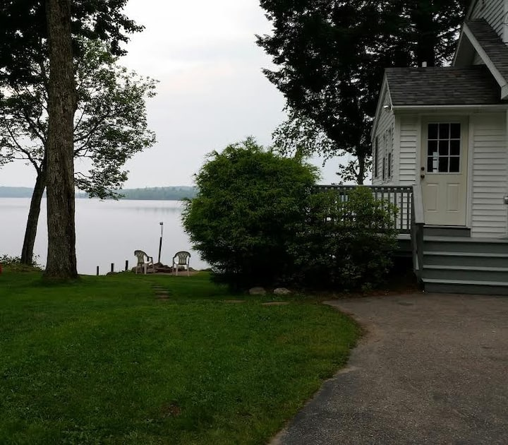 Lake Winnipesaukee in Tuftonboro, Lake House