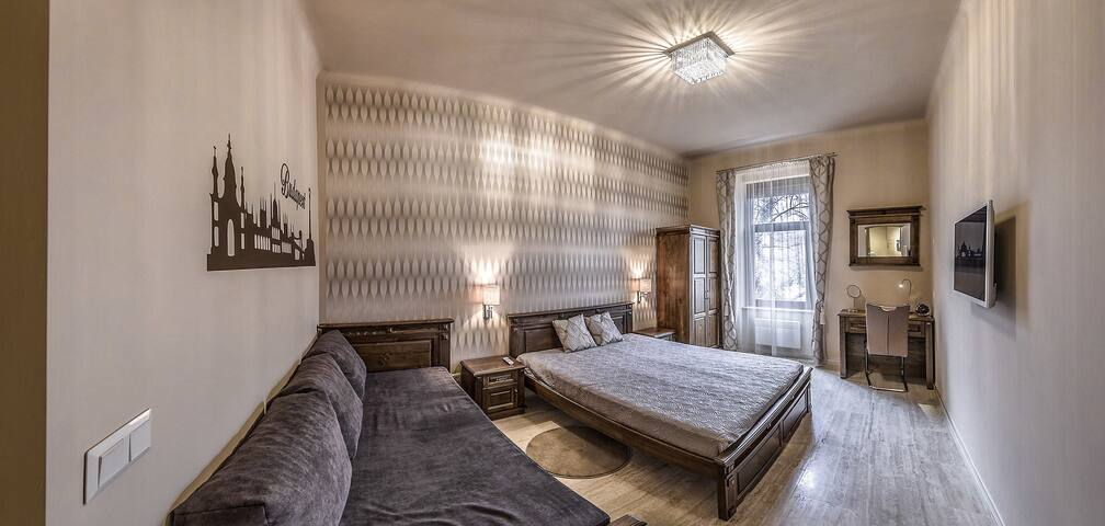 1 room design in a great location - Budapest