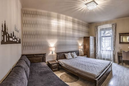 1 room design in a great location - Budapest - Apartment