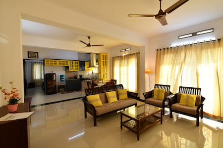 Thomas' Sunshine - 2 BHK luxurious apartment