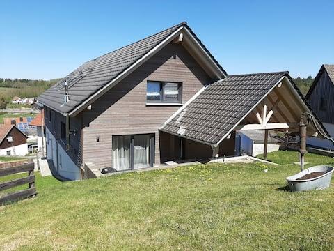 Luxuriöse Dachgeschosswohnung mit Terrasse