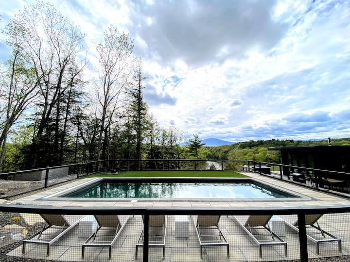 Stillview - Modern Luxury - Views, Pool, Hot Tub