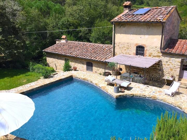 Chianti Villa Mulino del Cerchiaio