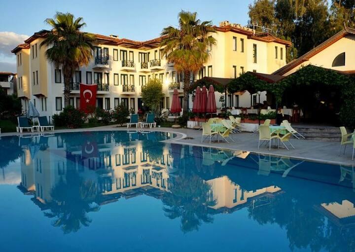 BEZAY HOTEL STANDARD DOUBLE ROOM HALF BOARD