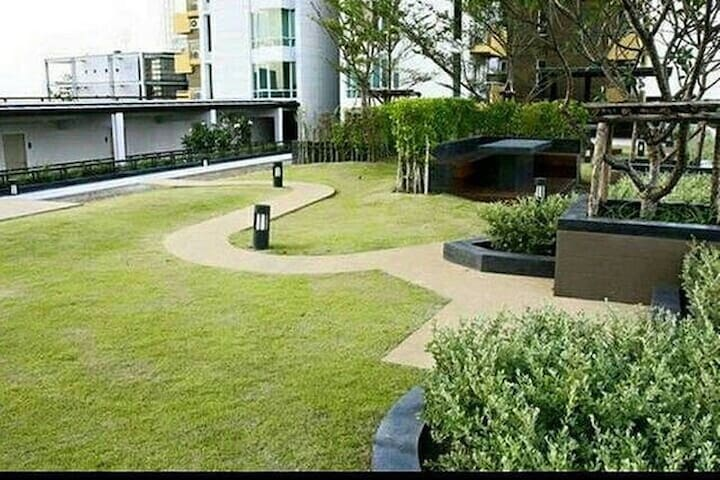 ModernLiving 5mins to IMPACT Arena Prime Location2 - Pak Kret - Apartmen