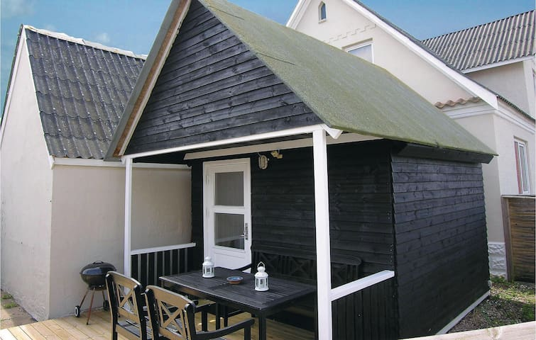 Holiday cottage with 1 bedroom