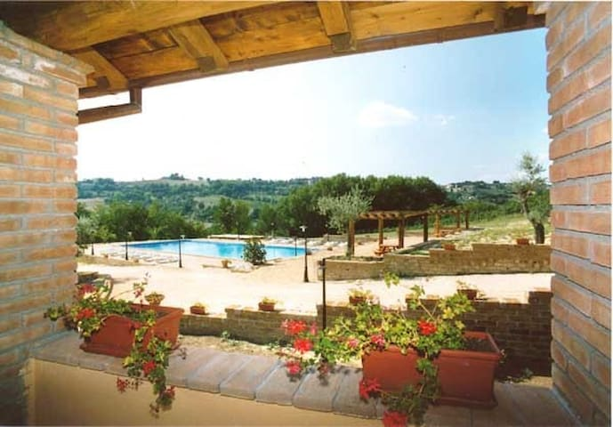Appartamento in antico borgo ristrutturato - Calvi dell'Umbria - Apartment