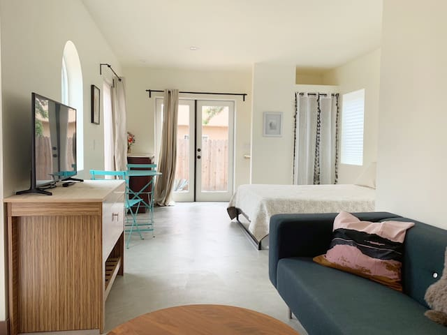 Casita Adams, a private refuge with charm
