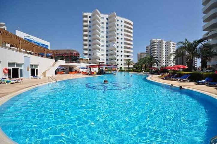 My Marine Residence 116 m2 - Alanya  - Wohnung