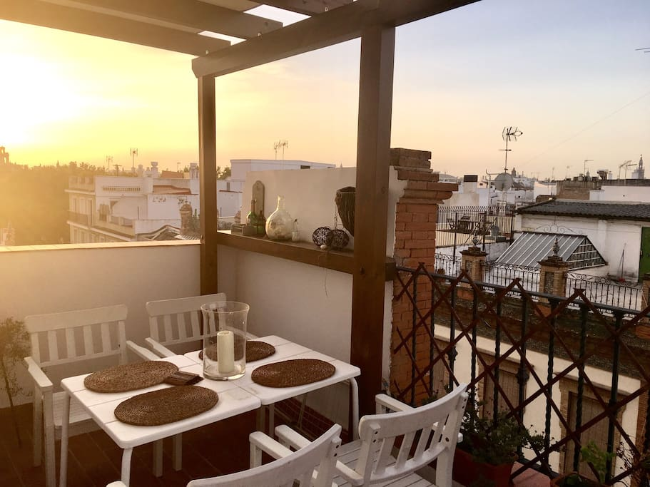 Private terrace in alameda vft se en tr mite flats for for 1161 dawn view terrace