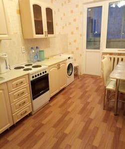 Furnished appartment 80m2 near Khan Shatyr - Astana
