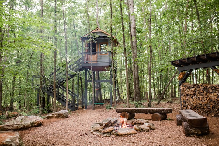Private Camping on 20 Acres