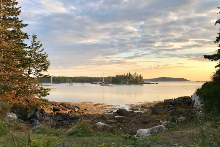 A perfect slice of Maine