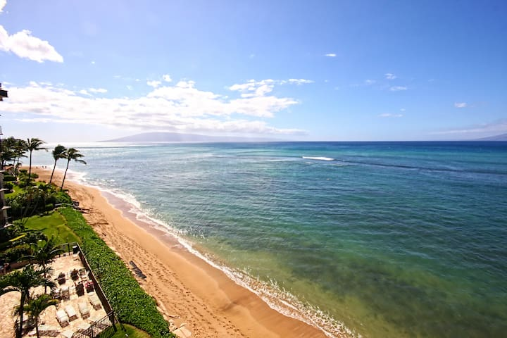 Breath Taking and Expansive Ocean Front View! - Lahaina - Condominio