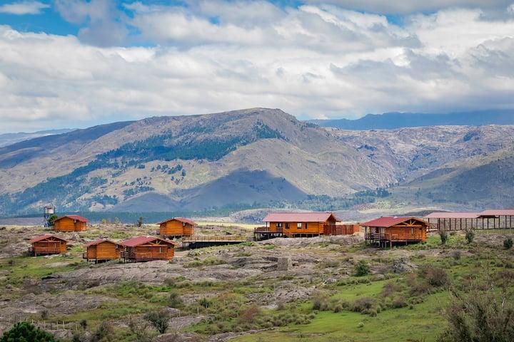 Suites con vista a las montañas! La Cumbrecita