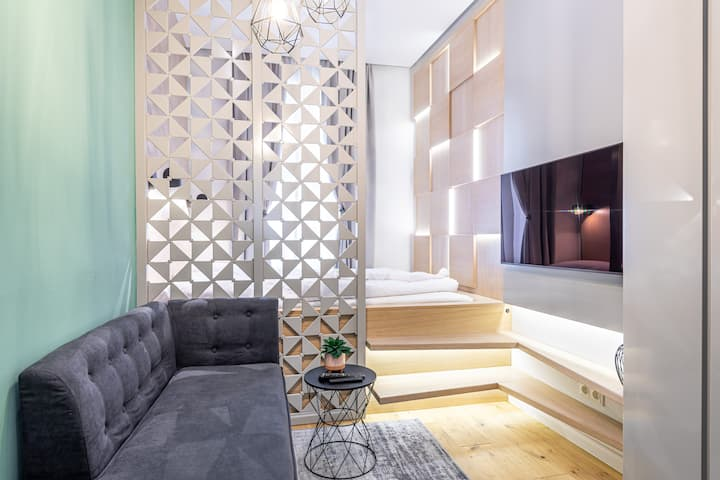 Libra Boutique Vienna Modern Apartment14