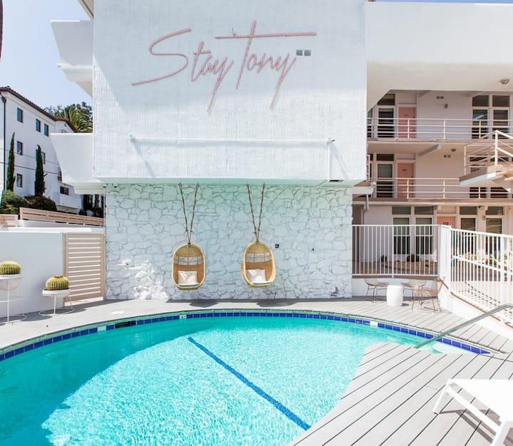 StayTony #310 Hollywood @ Highland