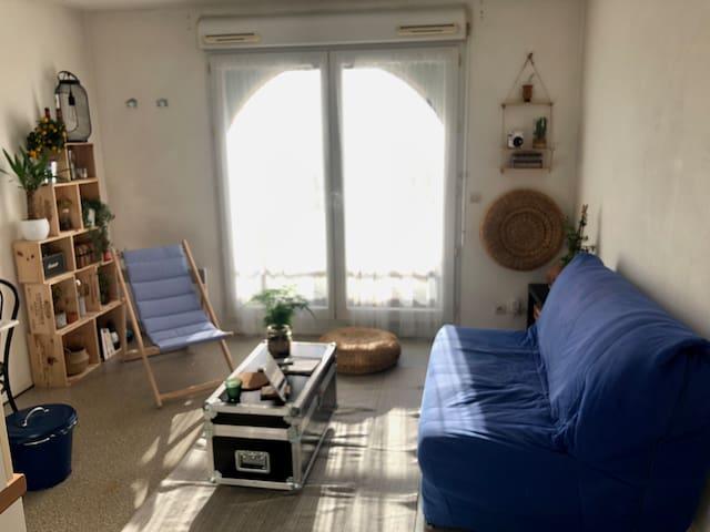 Studio équipé Blanquefort centre