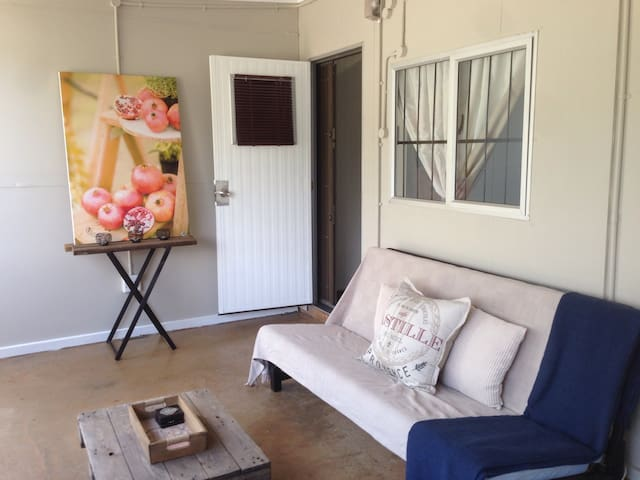 Ganico Eco-Cabin - Krugersdorp - Stuga