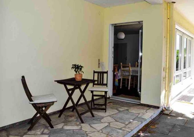 Spacious apartment in central Bad Nauheim