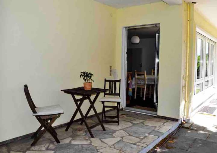 Spacious apartment in central Bad Nauheim